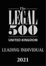 Leading Individual Legal 500