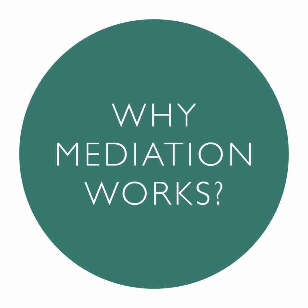 Why Mediation Works Logo
