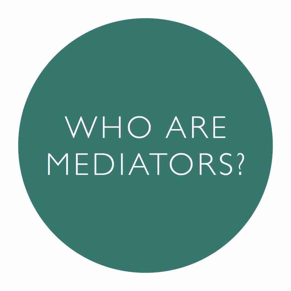 Who are Mediators Logo