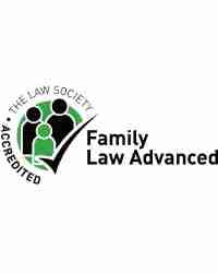 The Law Society Accreditation Logo